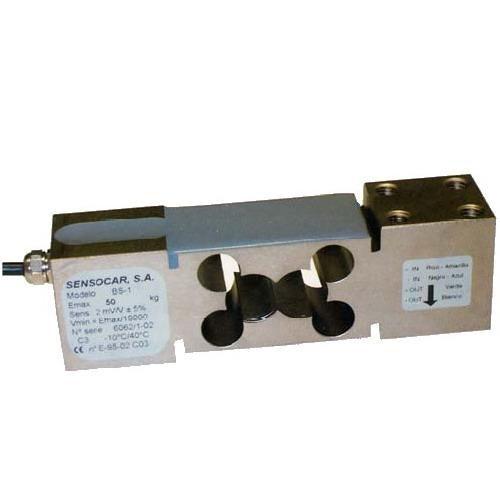 Snímač Sensocar BS1 100kg nerez singlepoint