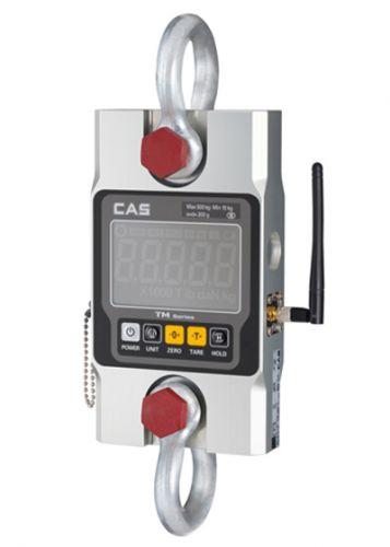 Závěsný tenzometr s dálkovým přenosem CAS TM-1000kg
