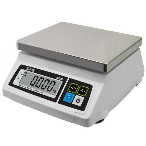 Kuchyňská váha na porce CAS SW 1S-10DR 10kg