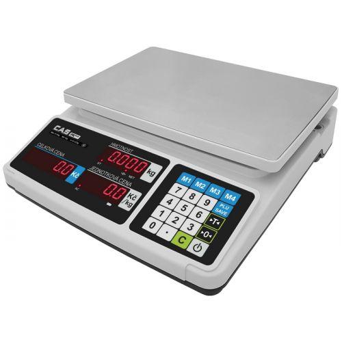 Obchodní váha CAS PR PLUS 15kg