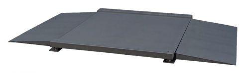 Váha nájezdová 4TU 1000 x 1000mm, lakovaná, 1500 kg