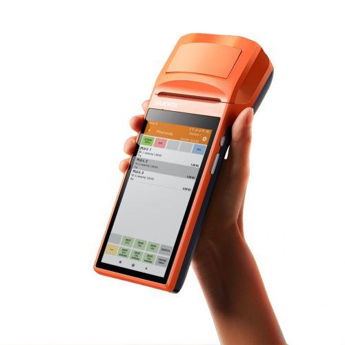 EET pokladna Conto Mobile s terminálem V1s