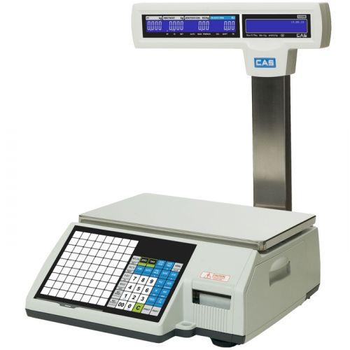 Váha etiketovací systémová CAS CL5500 6kg s nožkou